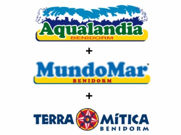 Ticket for Terra Mitica, Aqualandia and Mundomar